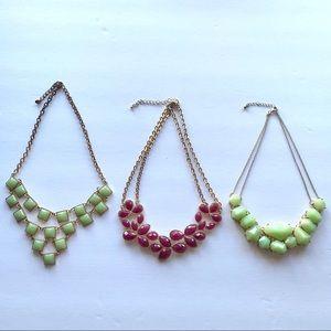 Bundle of Necklaces